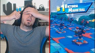 ESTO ES DE LOCOS! FORTNITE Fails/Wins | Reaccionando