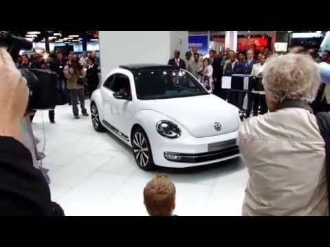Johannesburg International Motor Show 2013 -- Launch Video