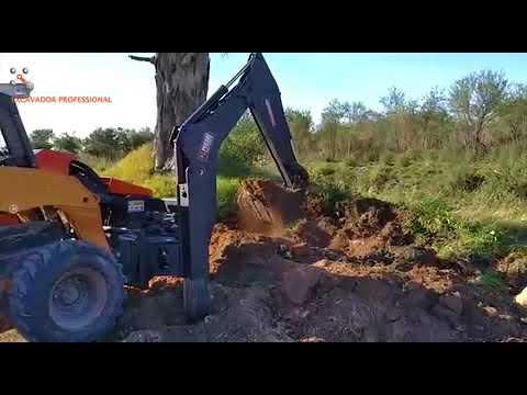 Implemento BIARTICULADO | Excavador Professional