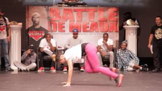 Crazy Lee vs Tsia | Bgirl Semi Final | BATTLE DE MEAUX