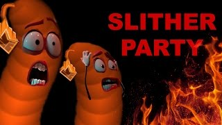 Полный расколбас // трейлер #3 (совместно с slitherio) | SAUSAGE PARTY