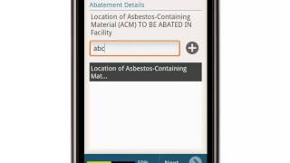 Canvas Asbestos Abatement Notification   Department of Health New Jersey   Mobile App