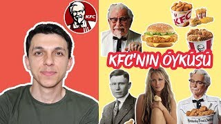 KFC'NİN MÜTHİŞ HİKAYESİ – İflas edip tavuk satarak dünyanın en tanınan ikinci adamı olmak