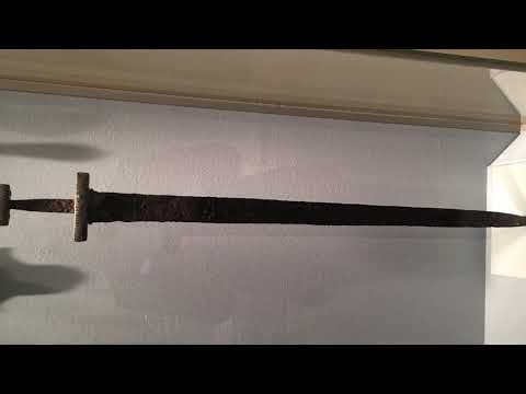 Viking Sword, 10th Century