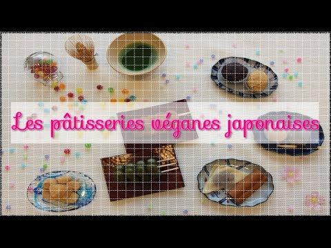 Download Les pâtisseries traditionelles japonaises véganes
