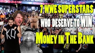 7 WWE Superstars who Deserve to Win Money In The Bank 2016