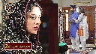 Balaa 2nd Last Episode 38 | Top Pakistani Drama
