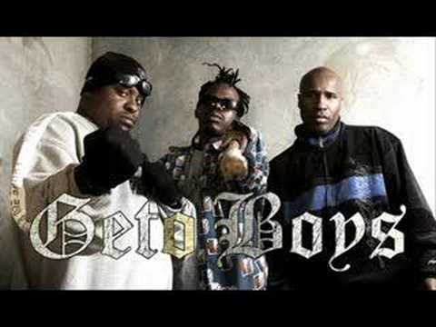 Geto Boys - G-Code