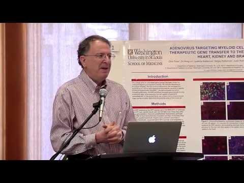 Washington University Department of Pediatrics Research Retreat 2013 - Dr. Jeffrey Gordon