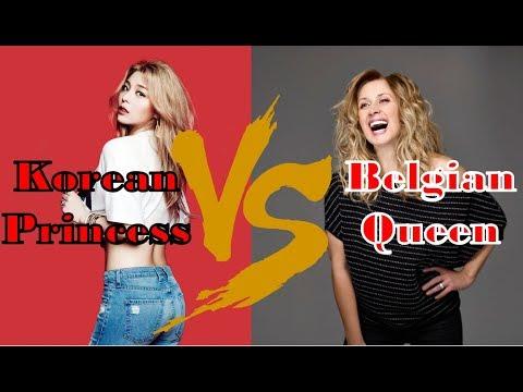 Lara Fabian vs Ailee (에일리) | Belting Battle (A4-G5)