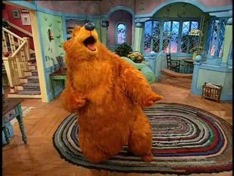 Bear in the big blue house - episode 4 Shape of a Bear