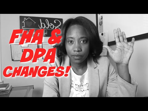 Should I Buy A Home NOW | Down Payment Assistance Changes | FHA Credit Score Changes | Covid-19 2020