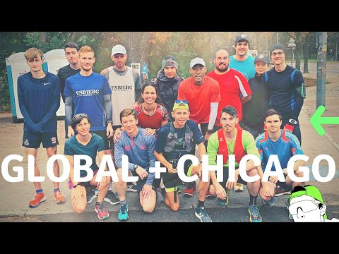 DeMoor Global Running + Chicago Marathon (NEW World Record!)