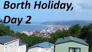 Vlog 19. Borth Holiday, Day 2