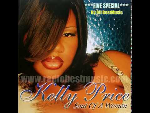 Kelly Price - Don't Say Goodbye =  Radio Best Music/Five Special