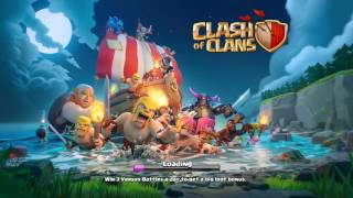 Clash of clans vs battles 10 war win streak