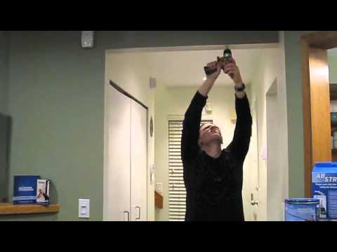 How To Install The Human Trainer Ceiling Mounts