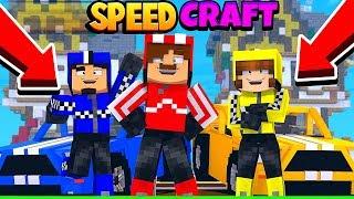 YENİ KÖY EVİMİZ YENİ HAYAT #0 SPEEDCRAFT - Minecraft