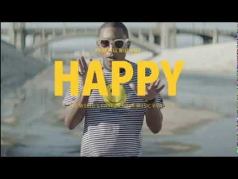 Free MP3 Download Pharrell Williams  Happy