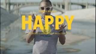 Download lagu Pharrell Williams Happy MP3