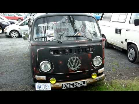 Volksworld Show Sandown Park Vans 2 27/03/2010
