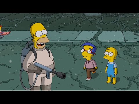 Download The Simpsons – Treehouse of Horror XXX