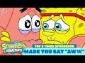 """Top 9 Times SpongeBob Made You Say 'Aww""""   #SpongeBobSaturdays"""