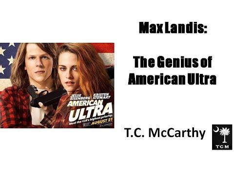 American Ultra an American Classic? (Max Landis)