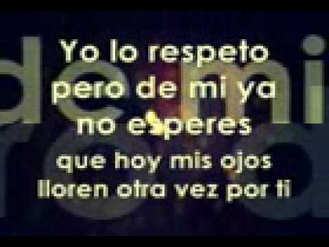 Te dejo en paz - Bamby Ds ft Kronos & Recks