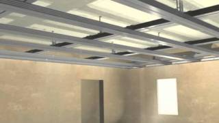 decke mit gipskartonplatten abh ngen anleitung von m1molter by m1molter der heimwerker. Black Bedroom Furniture Sets. Home Design Ideas