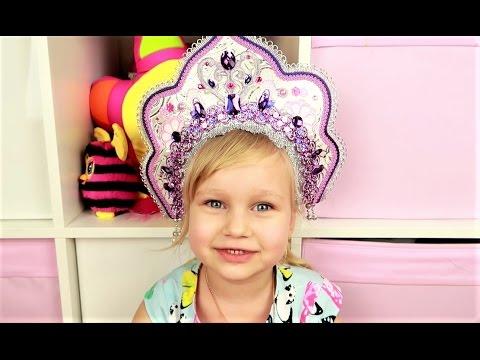 Алиса показывает КЛАССНЫЕ ободки для волос ВИДЕО ДЛЯ ДЕВОЧЕК Развлечение для детей от Мими Лисса