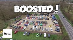 Boosted UK Supercar meet in Aylesbury | Car Show VLOG by Calvin's Car Diary