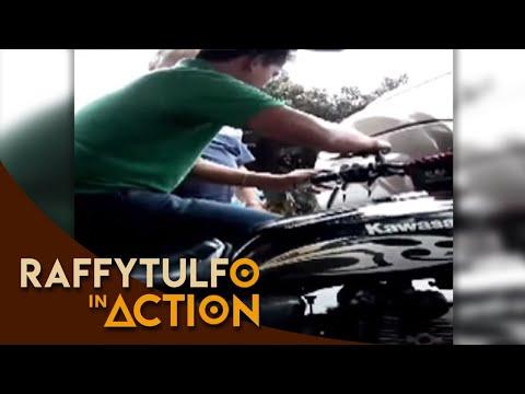 TRICYCLE DRIVER, BINASTOS NG NAKAALITANG FOREIGNER SA PASAY!