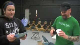 MUNICIPAL WASTE - Making of: The Fatal Feast (OFFICIAL VIDEO SHOOT)