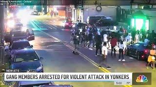 Gang Members Arrested for Violent New York Attack