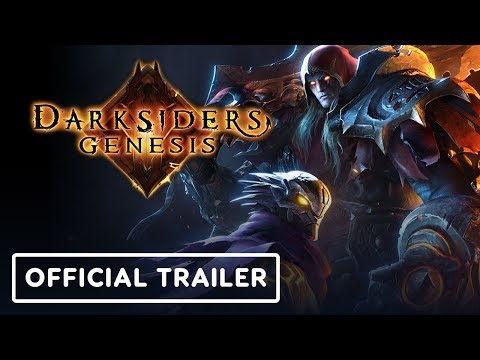 Say what? The new Darksiders is a Diablo-like spinoff