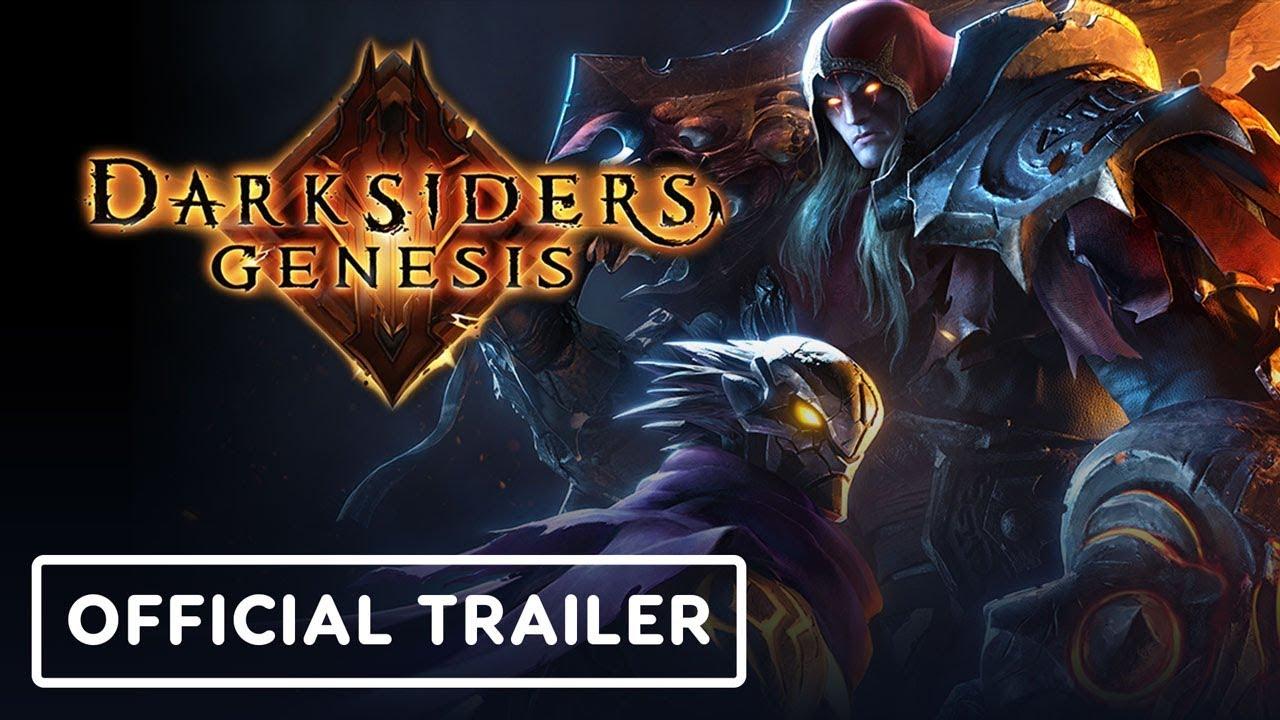Darksiders Genesis' is more than a Diablo-like dungeon crawler