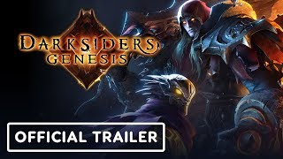 Darksiders Genesis - Official Cinematic Teaser Trailer