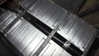How To Make a Floor Pan – Metal Fab at Eastwood