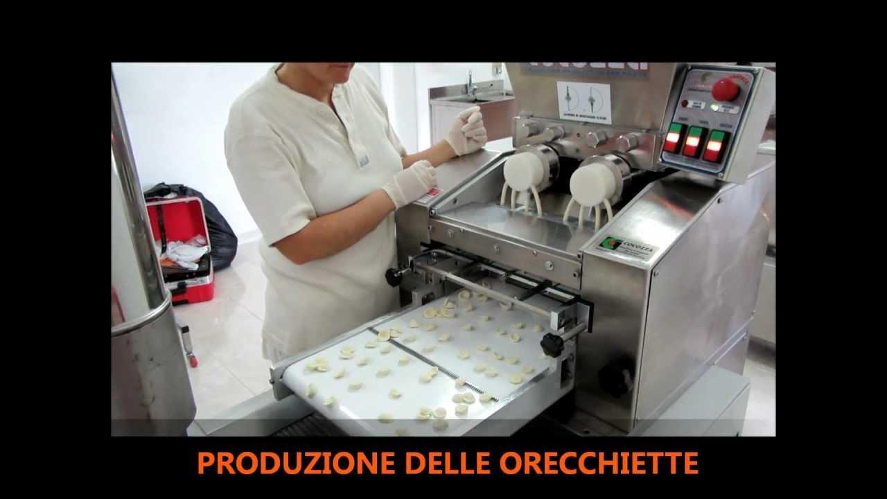 Macchine per pasta cocozza linea di produzione tipica - Macchine per la pasta casalinga ...