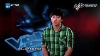 """Дунганин Дуо Лянг в музыкальном шоу """"Голос"""". (Китай)"""