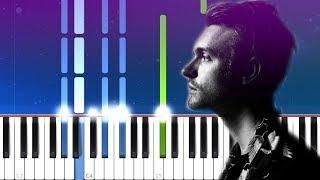 FINNEAS - I Lost A Friend (Piano Tutorial) видео