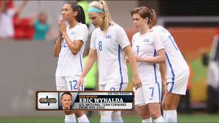 FOX Sports' Eric Wynalda: Why Team USA Women Succeed Where the Men Fail | The Dan Patrick Show