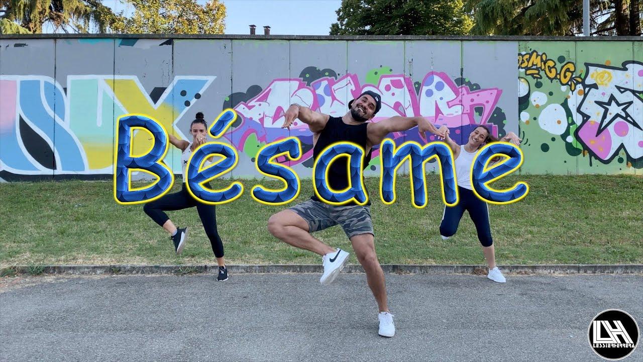 Bésame - Daddy Yankee, Play-N-Skillz, Zion & Lennox by Lessier Herrera Zumba