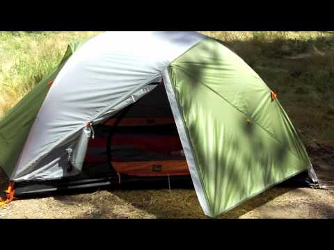 C&ing Gear Review The REI Quarterdome T2 & Camping Gear Review The REI Quarterdome T2 - YouTube