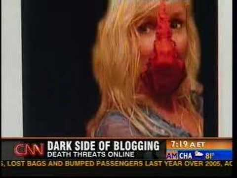 CNN Kathy Sierra and Chris Locke Video