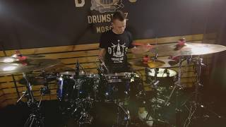 The Chainsmokers - Don't Let Me Down(feat.Daya) Drum Cover By Alexey Plokhotnikov