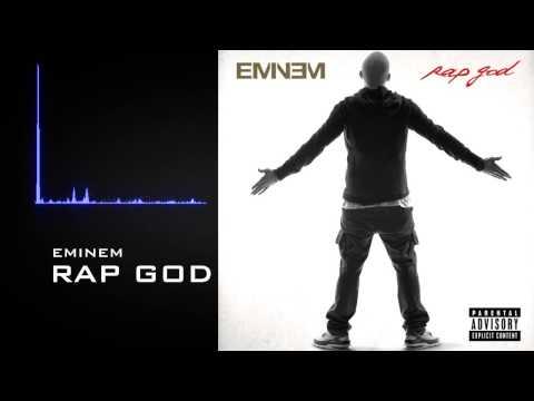 Eminem - Rap God Instrumental Beat Version HQ