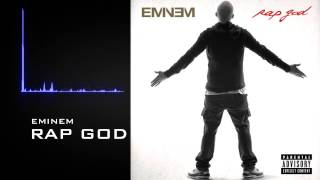 "The instrumental version of eminem - rap god. best quality! with his new song ""rap god"" proves skills once againg. who else than would be t..."