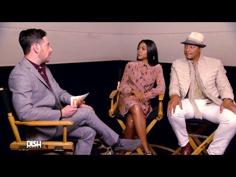'EMPIRE'S TARAJI P. HENSON AND TERRENCE HOWARD ON WHAT MAKES COOKIE AND LUCIOUS WORK